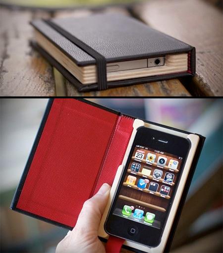 iphone hoesje boek Zes creatieve hoesjes voor de iPhone