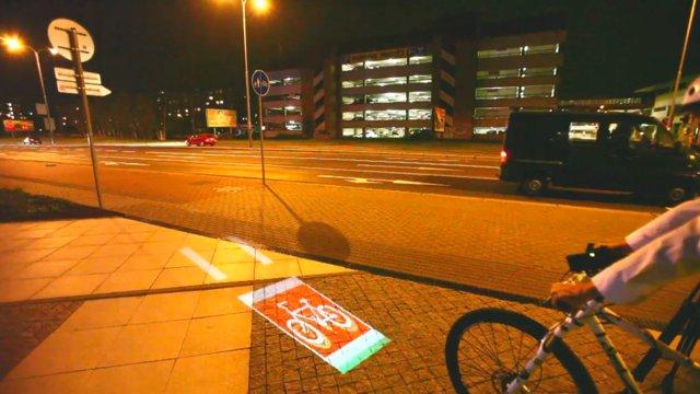 fietspad Maak je eigen fietspad