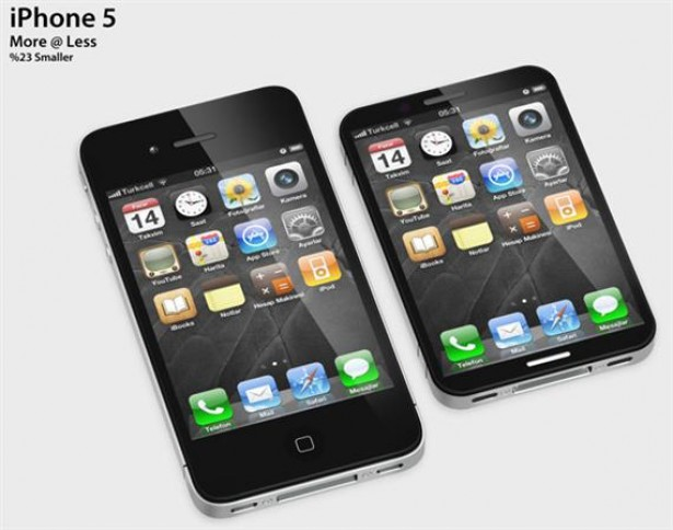 iphone5 Nog een iPhone 5 concept