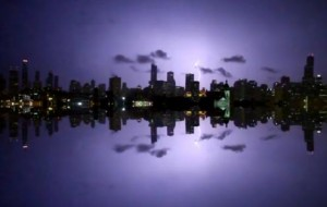 Bijzondere timelapse-video van Chicago