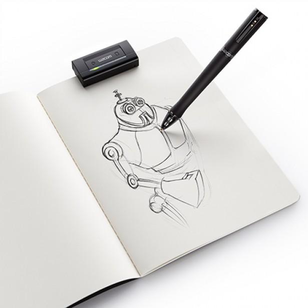 wacom inkling Wacom Inkling: digitaal tekenen