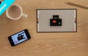 Lego iPhone-game