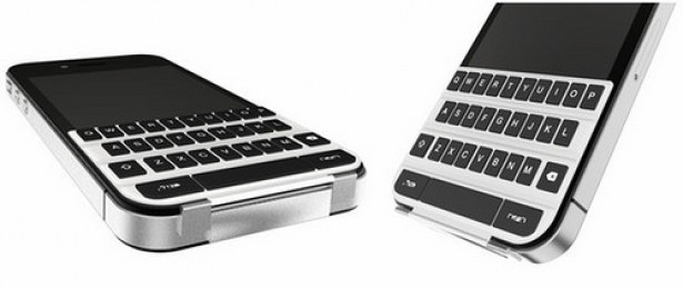 smart keyboard Slim toetsenbord voor de iPhone