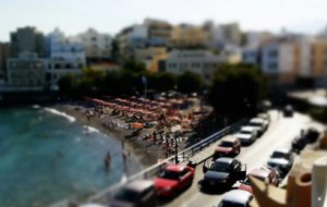 Tilt-shift: Griekenland