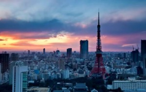 Timelapse: Tokio