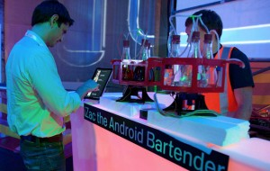 iZac: Android-barman