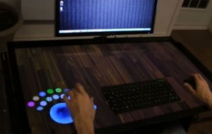 EXOdesk: interactief bureau