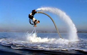 Flyboard: watersport 2.0