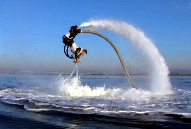flyboard Flyboard: watersport 2.0