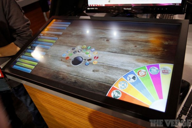 exopc exodesk EXOdesk: interactief bureau (video)