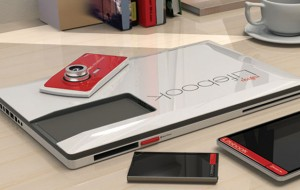 LifeBook: tablet, laptop, smartphone en camera in één