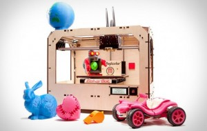 Makerbot: 3D-printer voor consumenten