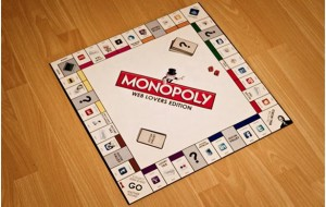 Monopoly voor internet-junks