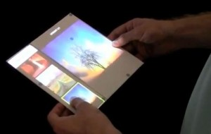 FoldMe: opvouwbare tablet