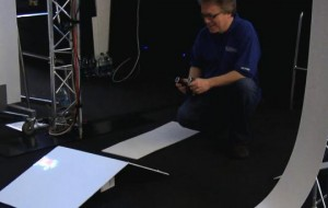 Beamatron: augmented reality van Microsoft