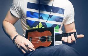 Futulele: iPhone/iPad ukulele