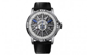 Design: mechanisch horloge