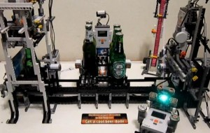 Lego Beer Machine