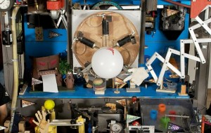 De grootste Rube Goldberg machine ooit