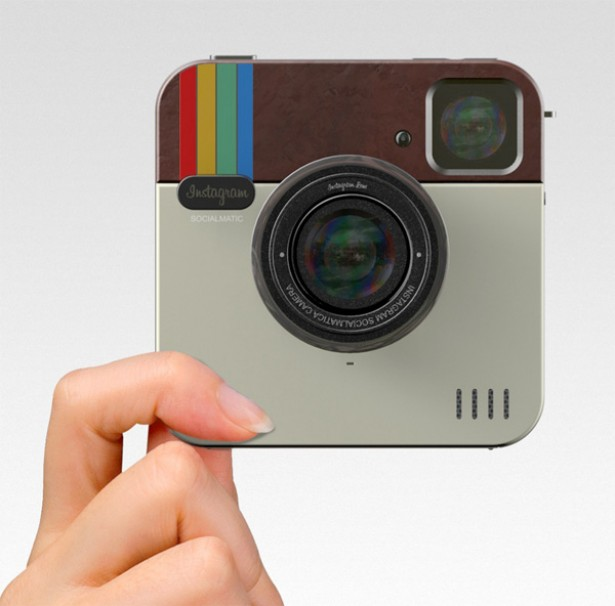 Instagram socialmatic Instagram Socialmatic camera
