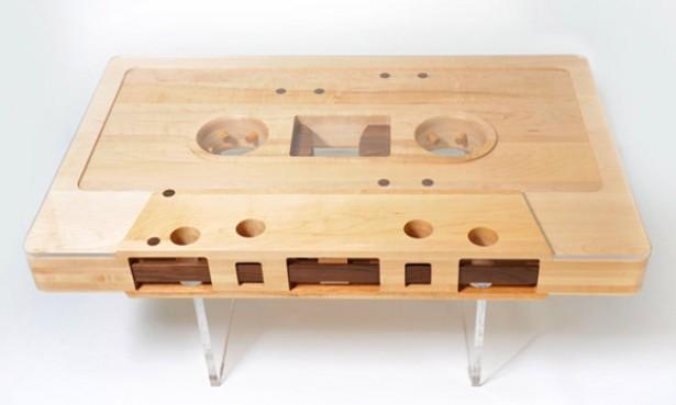 Mixtape tafel - Tafel een italien kribbe ontwerp ...