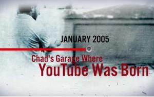 youtube-geschiedenis
