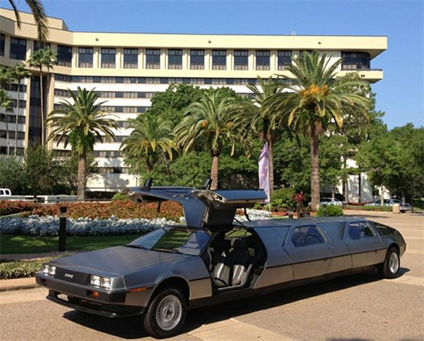 delorean limo2 DeLorean limousine