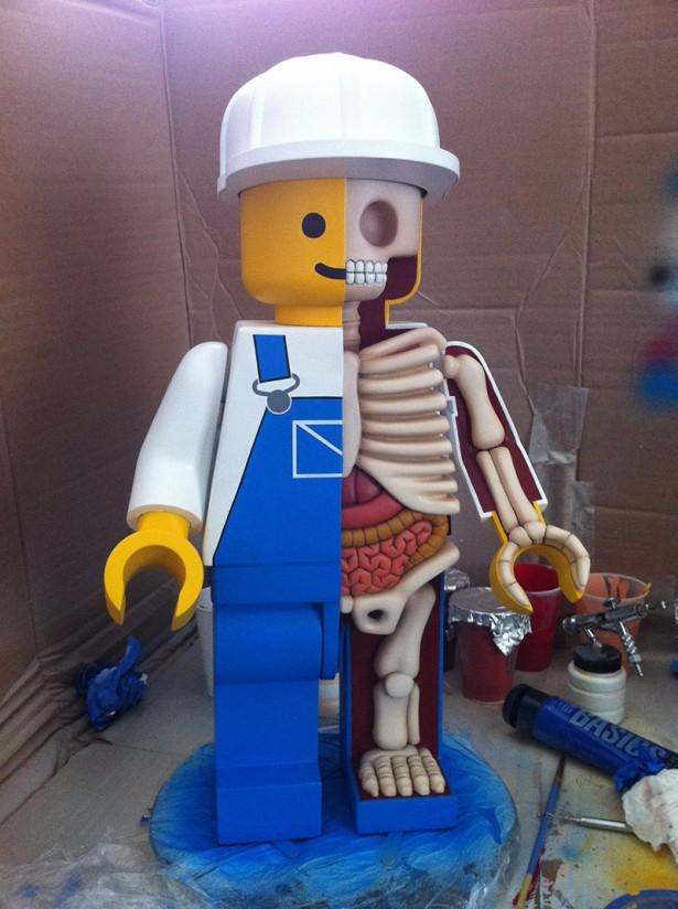 De anatomie van Lego