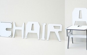 Chair/Chair stoel