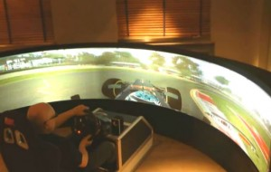 Display van 160 inch is ideaal voor gamers