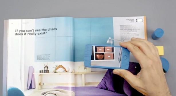 ikea 39 s catalogus gebruikt augmented reality. Black Bedroom Furniture Sets. Home Design Ideas