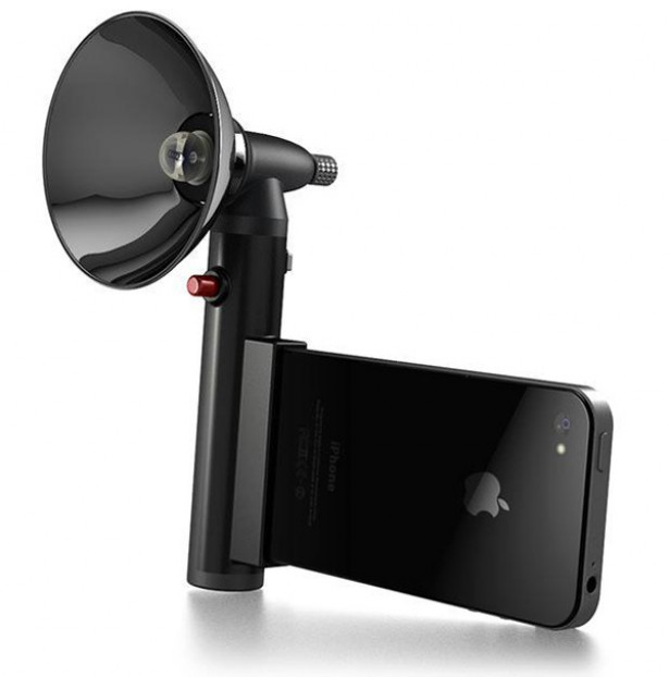 paparazzo flitser Paparazzo flitser voor iPhones