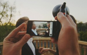Paparazzo flitser voor iPhones