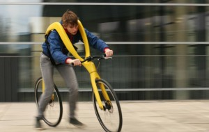 De meest vreemde fiets ooit