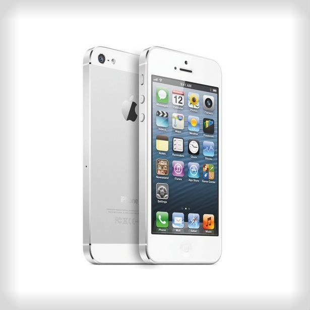 iphone 5 Apple presenteert iPhone 5