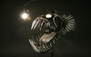 Angstaanjagende lamp is verstoort je nachtrust