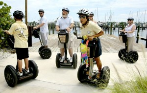 Compilatie van ongelukken met de Segway