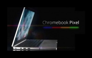 Chromebook Pixel: Google&#8217;s touchscreen laptop?