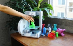 Cube 3D: 3D-printer voor consumenten