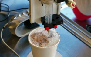 Barista Bot: robot voor koffieliefhebbers