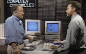 Het kopen van een computer in 1993 (video)