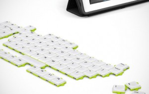 Puzzle Keyboard: maak je eigen toetsenbord