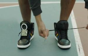 Google onthult een pratende schoen