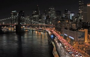Timelapse: een dag in New York