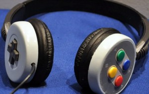 Maak je eigen SNES-headphones