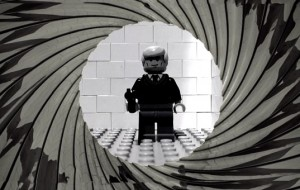 James Bond in LEGO