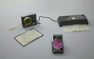 Een fototoestel voor blinden