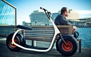 Scrooser: stijlvolle elektrische scooter