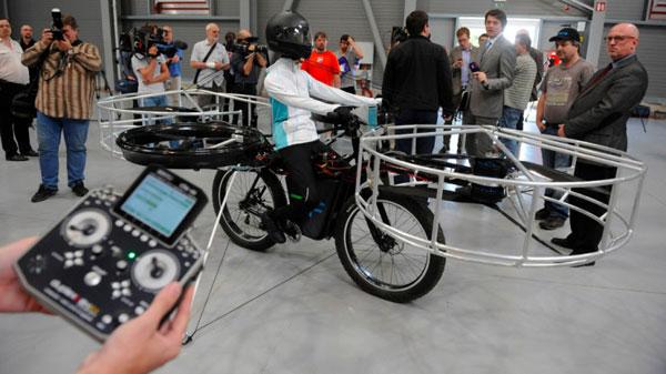 vliegende-elektrische-fiets