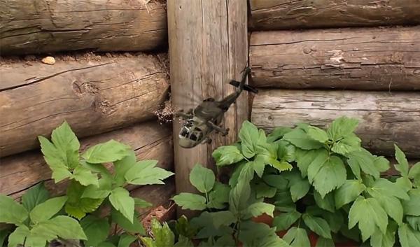 Garden defender helikopter doodt alle insecten in de tuin - Alle tuin ...